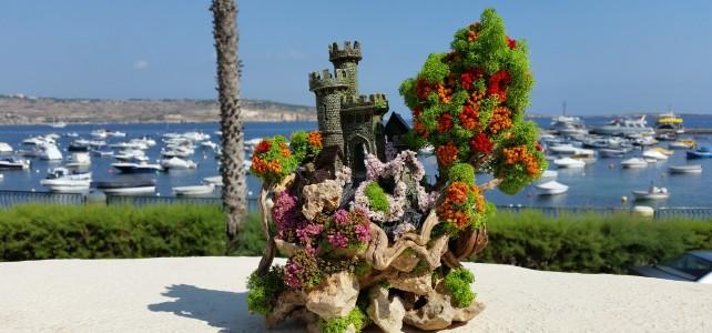 Malta inspires new Fantasy Gardens!